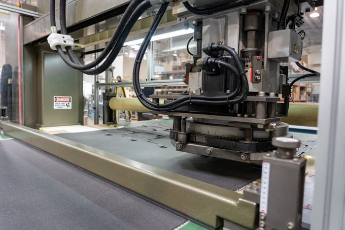 Automated Die Cutting