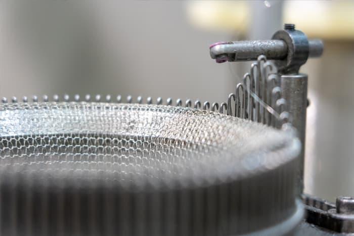 Automated Knitting/Braiding
