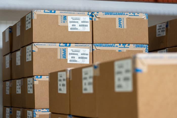 Bulk Order Packaging