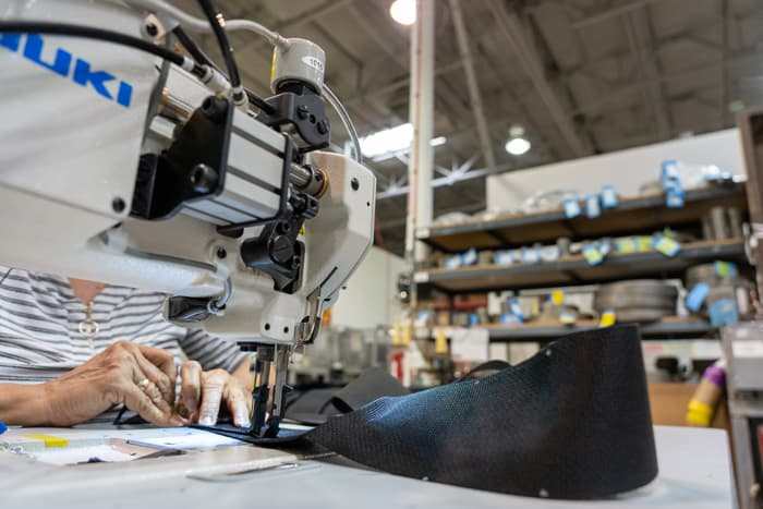 Industrial Sewing/Assembly