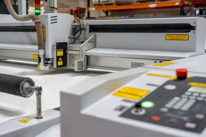 Laser CNC Cutting System